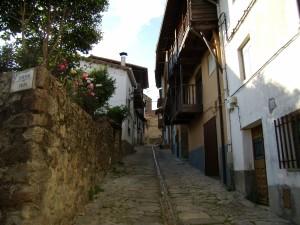Paisaje urbano - La Vera